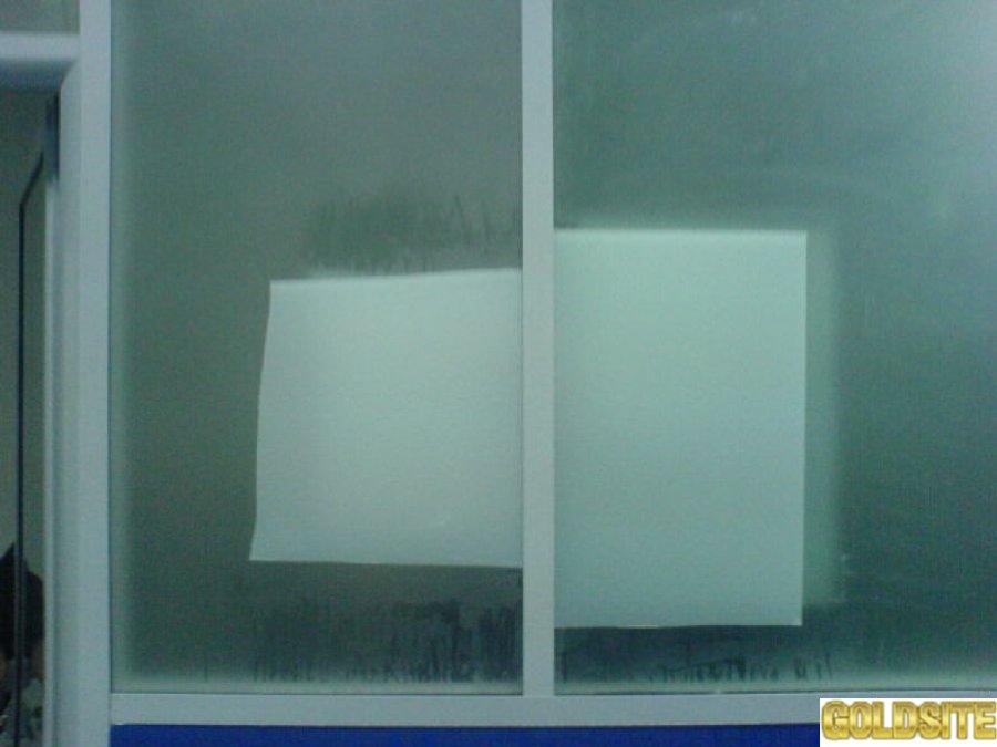поклейка плёнки тонированой на стекло киев