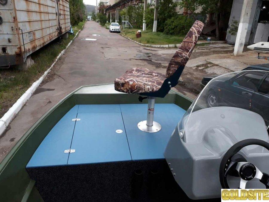 Лодка алюминиевая PB420 PowerBoat