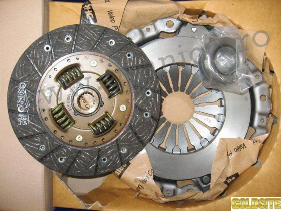Комплект сцепления Hyundai Tucson / KIA Sportage 04-09 2,   0 бензин и дизель Valeo