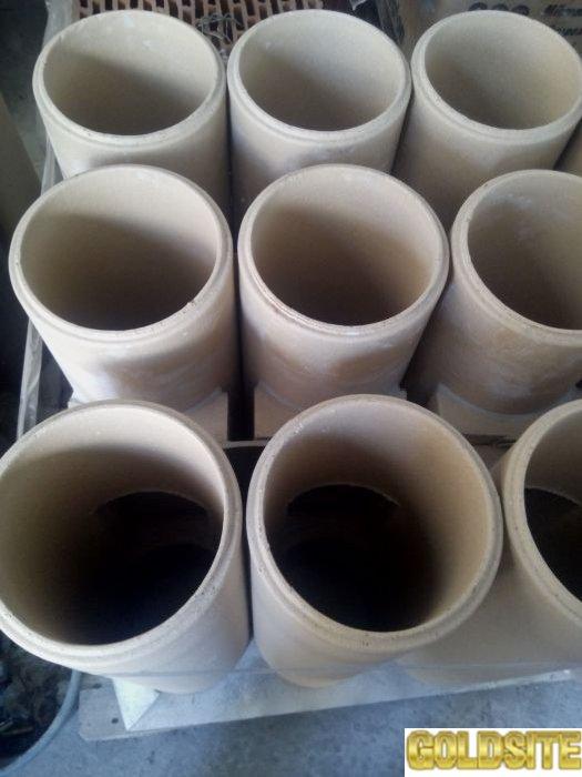 Предлагаем трубы для дымоходов,   печи,   каминов,   саун и пицерий по доступным ценам в Киеве!
