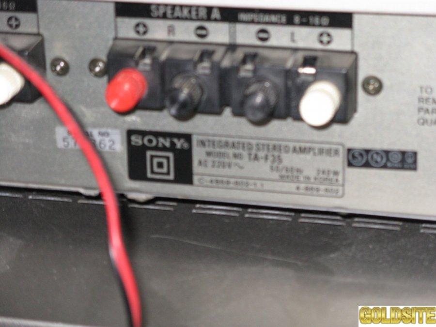 усилитель Sony TA-F35