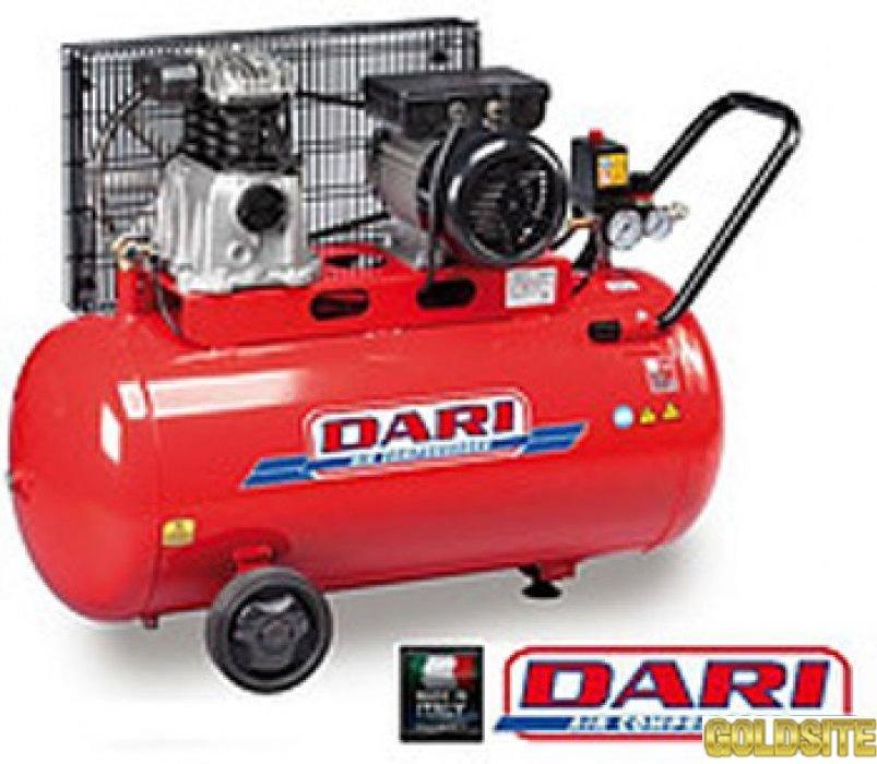 Поршневой компрессор DARI DEF 500/670-5, 5.