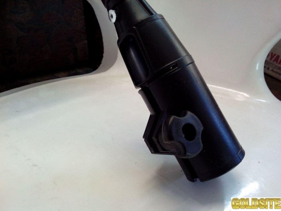 Удлинитель румпеля лодочного мотора телескопический,   61-102 см.
