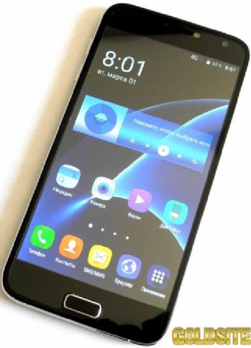 Смартфон Samsung S7 Plus 2сим. Эк. 5, 5, 4яд. 8гб. 5мп.