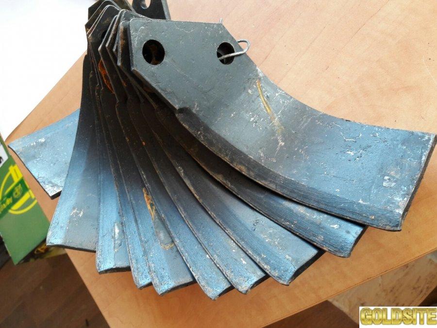 Нож к почвофрезе фирмы Bomet (Польша)  Оригинал