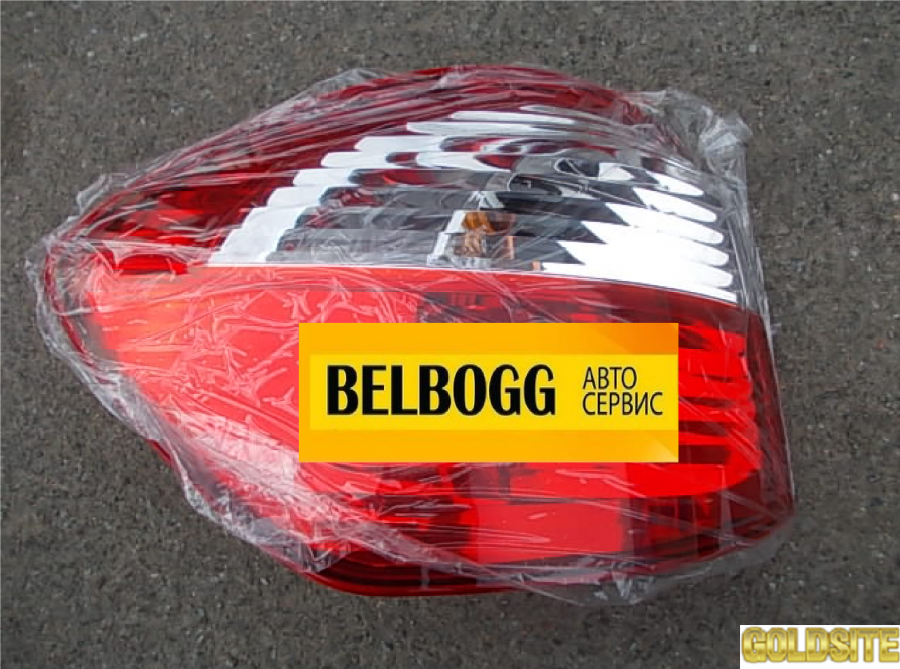 Автозапчастини кузова оптика гальма для Бід С6,   BYD S6,   Бид С6