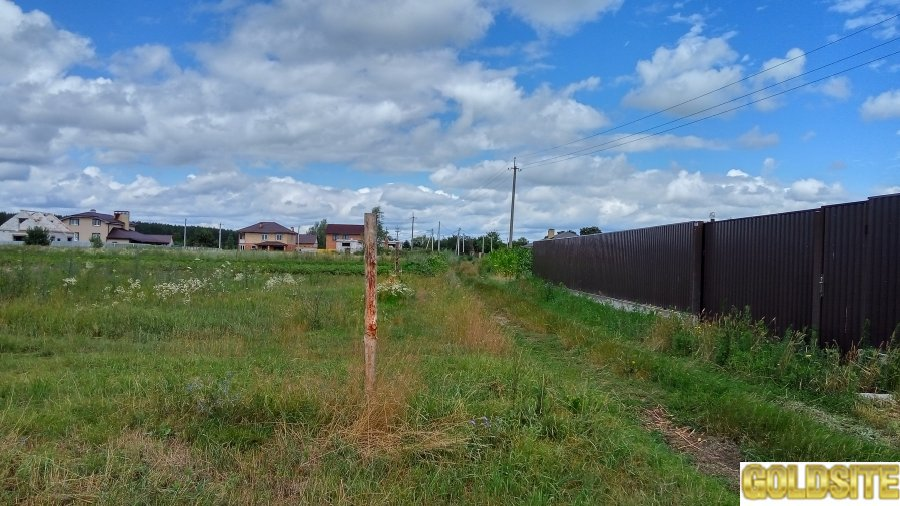 Продам участок 15 соток Буча р-н.  ,   с.   Блиставица (6км.   от центра Бучи)