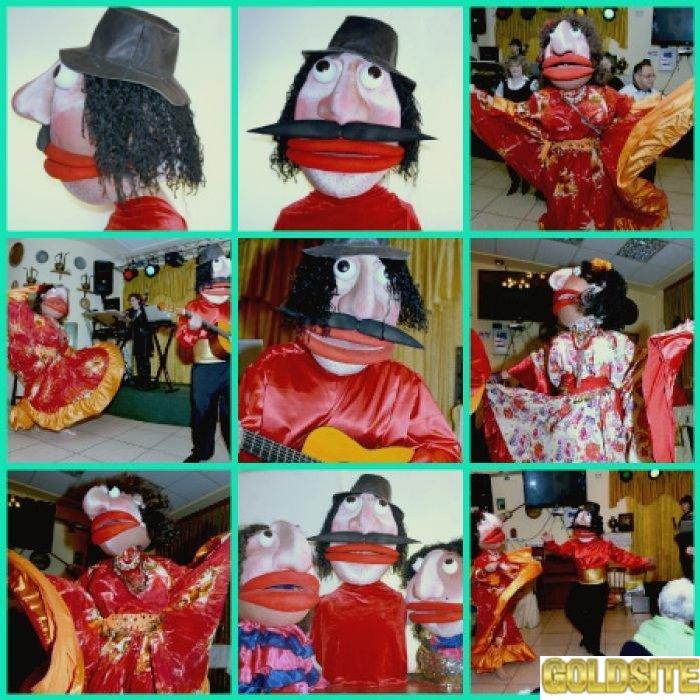 Ростовые куклы изготовление