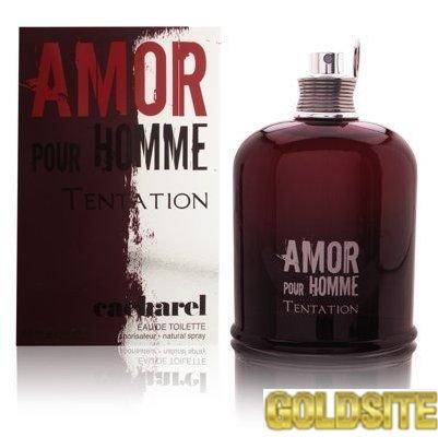 супер цена =Cacharel Amor Pour Homme Tentation =Голландия