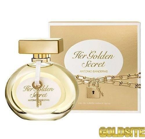 Новинка =Antonio Banderas Her Golden Secret=