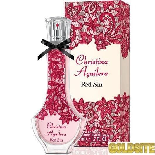 Голландия=Christina Aguilera Red Sin=супер цена