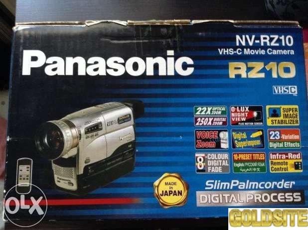 видеокамера panasonic NV-RZ 10EN