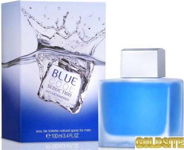 Хит продаж ! ! !  =Antonio Banderas Blue Cool Seduction= В наличии! ! !