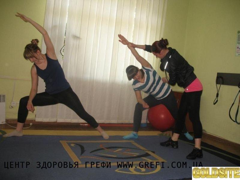 Бодифлекс,   индивидуальные и малогрупповые занятия в Запорожье