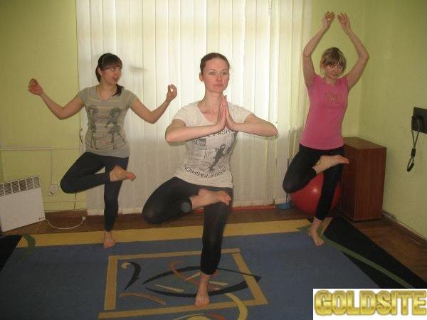 Йога,   индивидуальные и малогрупповые занятия в Запорожье